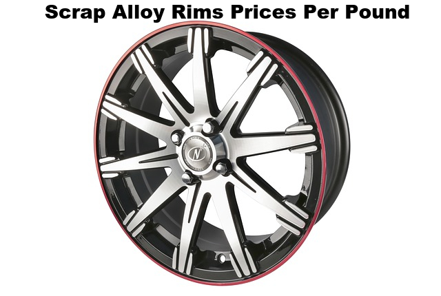 Scrap Alloy Wheel Price Per Pound