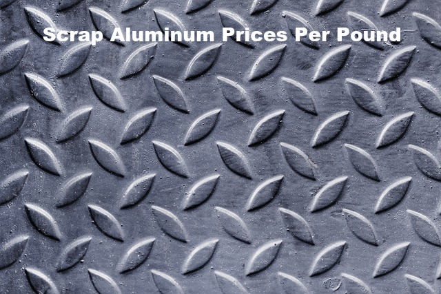 Scrap Aluminium Sheets Prices